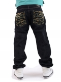 Rebel Ape Camo Pocket Jeans